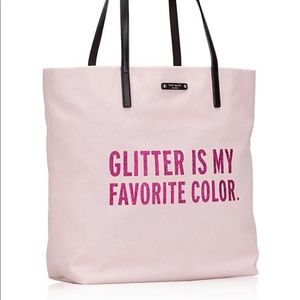 Kate Spade Glitter Is My Favorite Color